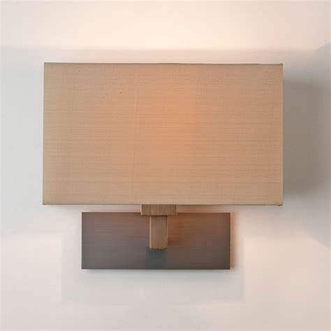 astro park grande bronze wall light at uk electrical