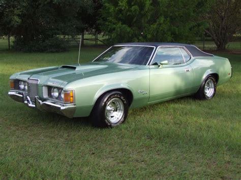 1971 Cougar Gt 429 Cj Original For Sale  Mercury Cougar