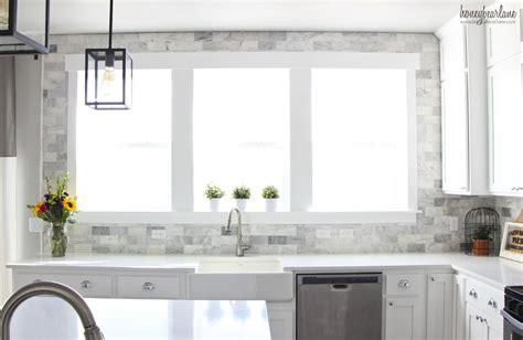 images of kitchen backsplash designs my diy marble backsplash honeybear