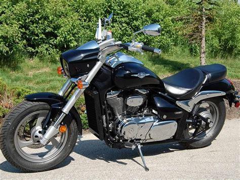 Buy 2007 Suzuki Boulevard M50 Cruiser On 2040-motos