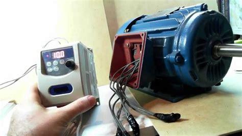 1 c 243 mo conectar un variador de velocidad para motor trif 225 sico