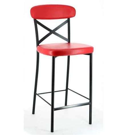 tabouret snack de cuisine calia 4 pieds tables chaises et tabourets
