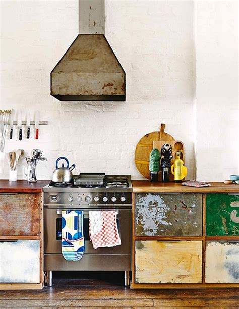 hotte industrielle cuisine quel intérieur pour ma cuisine industrielle