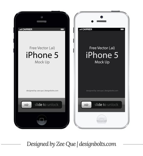 free iphone free vector apple iphone 5 in ai eps format