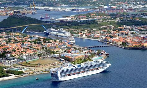 Cruises Aruba Curacao by Willemstad Curacao Island Dutch Antilles Cruise Port