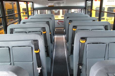 Texas House Backs Proposal Requiring Seat Belts On School Buses