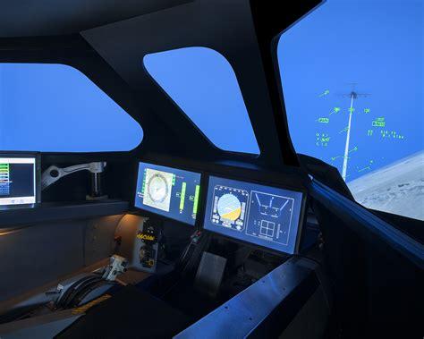 dream chaser simulator nasa