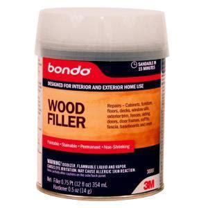 Bondo 12 fl. oz. Wood Filler 30081   The Home Depot