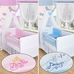 Baby Himmel Nestchen Set : baby bettw sche himmel nestchen bettset mit stickerei 100x135 neu prinz princess ebay ~ Frokenaadalensverden.com Haus und Dekorationen