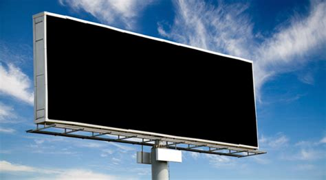 Billboard Template mockup  designs    outdoor templates  media 540 x 300 · png