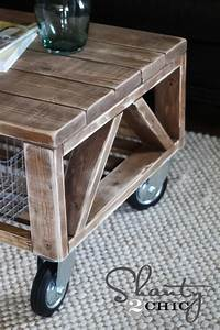 build a coffee table Coffee Table DIY - Shanty 2 Chic