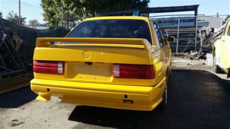amazing bmw e30 purchase used 1988 bmw e30 m3 amazing vehicle jim