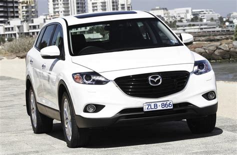 car mazda price 2013 mazda cx 9 pricing and specifications photos 1 of 12