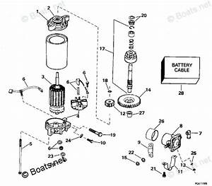 35 Johnson Outboard Starter Solenoid Wiring Diagram