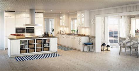 couleur plafond cuisine la cuisine scandinave dans toute sa splendeur