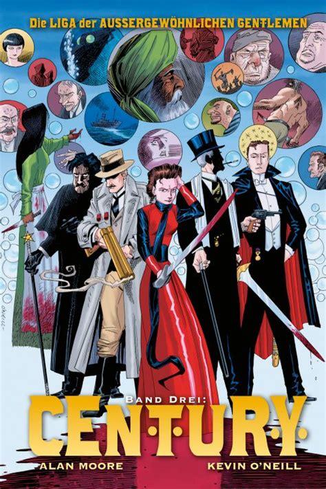 Die Liga Der AussergewÖhnlichen Gentlemen Die Century