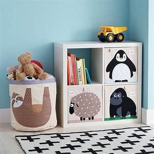 3, Sprouts, Sheep, Toy, Storage, Cube