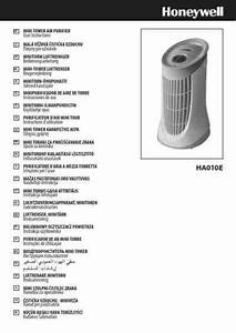 Honeywell Ha010e Air Cleaner   Air Purifier   Air Humidifier