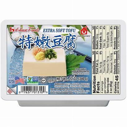 Tofu Soft Extra Chinese Foods Specialty 12oz