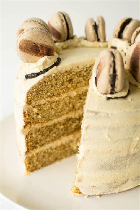 cappuccino layer cake pasteles pastel de tortilla