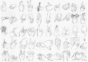 漫画 Hands - Arts & Crafts
