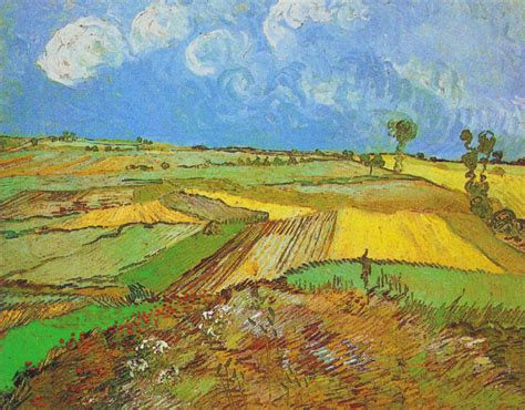File:Vincent van Gogh Wheat Fields after the Rain (1890