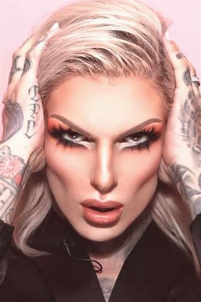Jeffree Makeup Fierce Artikel Nailvisions Jefreestar