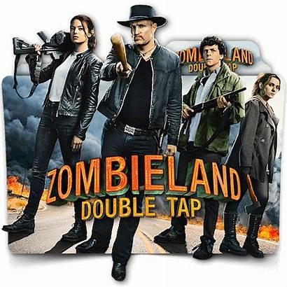 Zombieland Tap Double Movie Icon Folder Zenoasis