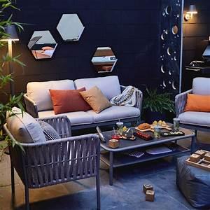 Meubles De Jardin Leroy Merlin : bien choisir son mobilier de jardin marie claire ~ Melissatoandfro.com Idées de Décoration