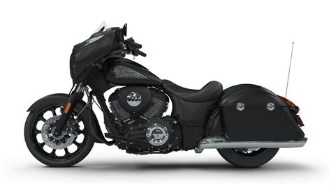 2018 Indian Chieftain Dark Horse Review