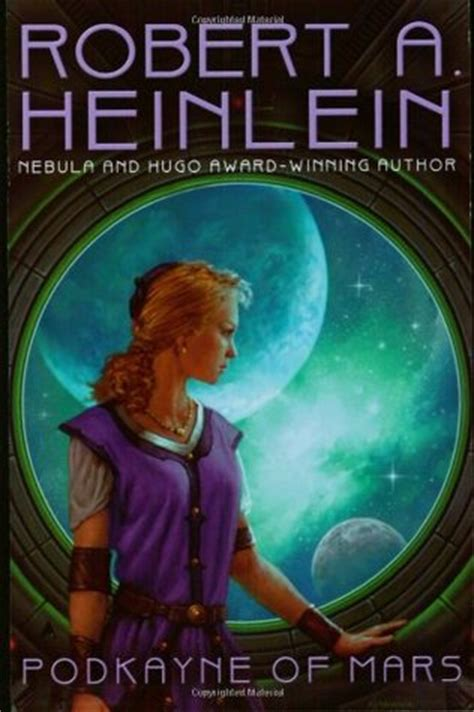 podkayne  mars  robert  heinlein reviews