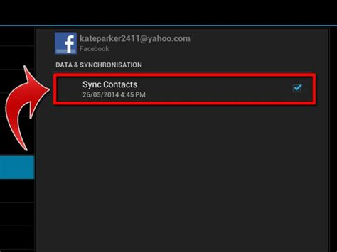 how to unsync contacts from 9 steps with pictures