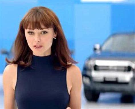 australia  obsessed   ford ad girl