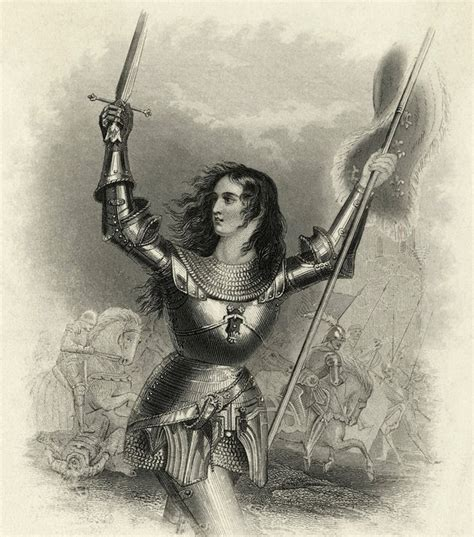 joan arc century castor helen history 19th books engraving battlefield story metiria turei started something france