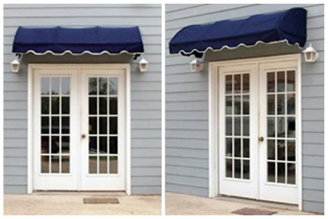 Ezawn Quarter Round Style Window Awnings & Door Canopies