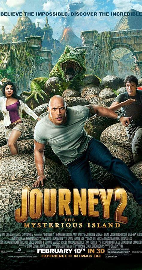 journey   mysterious island