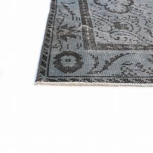 Vintage Teppich Rund : teppich vintage grau vintage teppich antik trendiger patchwork stil designer orient vintage ~ Indierocktalk.com Haus und Dekorationen