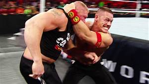 Unseen footage of the brawl between John Cena and WWE ...