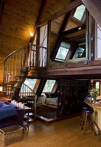 A frame interior design ideas webbkyrkancom for A frame interior decorating ideas