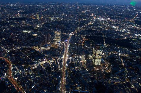 The World's Biggest Cities From The Air