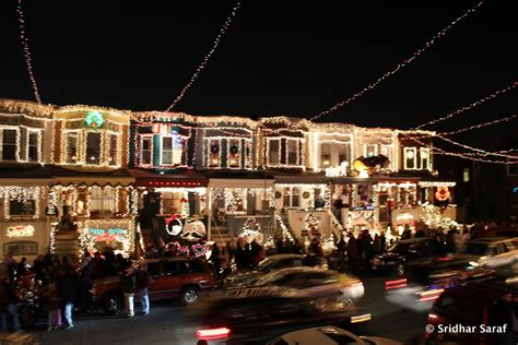 panoramio photo of hden christmas lights baltimore