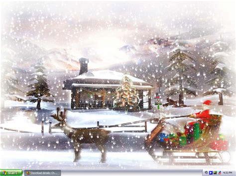 Microsoft Christmas Theme Download