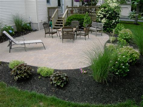 landscape around patio tim fair landscapes quot building backyard dreams together quot