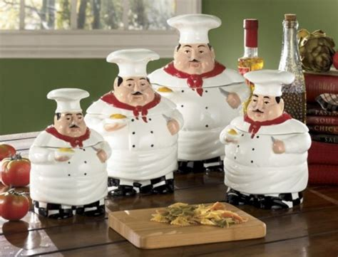 chef decor at target 17 best images about canisters on ceramics