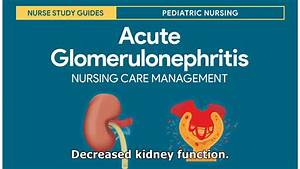 Acute Renal Failure Nursing Care And Management  Study