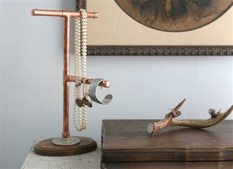 simple diy copper pipe projects    trendy page
