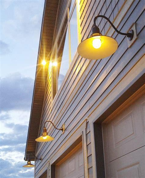 Cherokee Uplight Gooseneck, Outdoor Wall Light  Barn