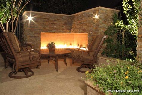 backyard patios with fireplaces innovative corner gas fireplace vogue phoenix traditional patio decorators with backyard design
