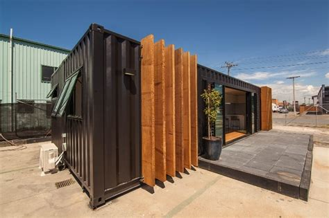 modern shipping container homes budget