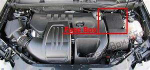 Fuse Box Diagram Pontiac G5  2007